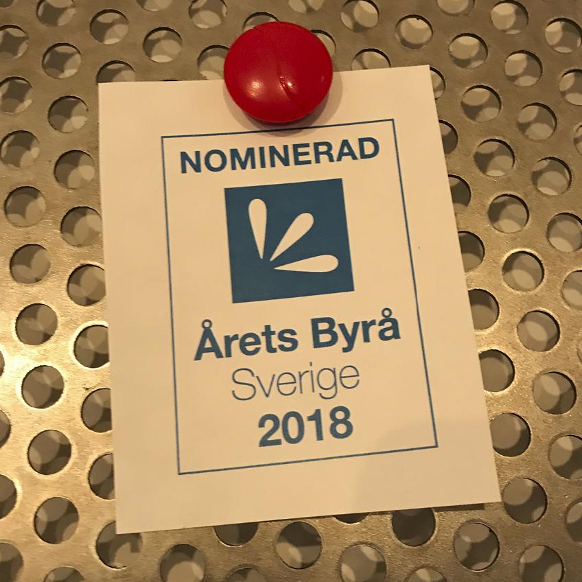 ÅretsByrå2018