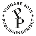 Vinnare Publishing Priset 2018