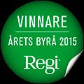 Vinnare årets byrå 2015